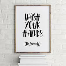 Best Bathroom Signs For Home Products on Wanelo