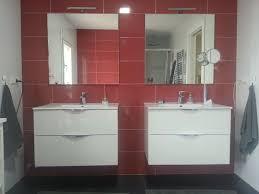 El diseño de baños está. Reforma De Bano Con Dos Lavabos Por Ceramica Sanchez