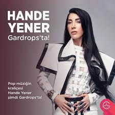 """Gardrops - Pop müziğin kraliçesi """"Hande Yener"""" şimdi..."""
