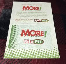 pita pit rewards gift card hanger no
