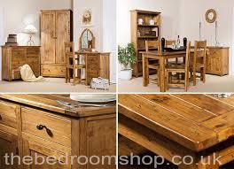 thornton pine bedroom furniture