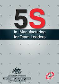 Team Leaders 5s In Manufacturing For Team Leaders