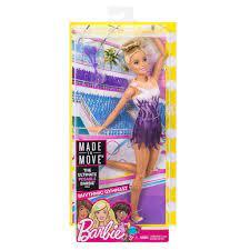 Búp bê Deluxe Barbie (22 khớp) - Made to Move - Hàng chính hãng