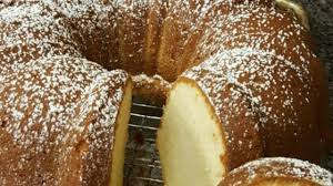 Cream Cheese Pound Cake Iii Recipe Allrecipescom