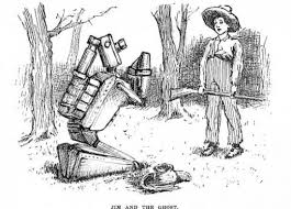 interview adventures of huckleberry finn robotic edition the tms