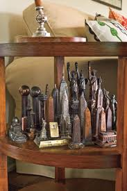 collecting antique furniture style guide. Craftsman Style Home Decorating Ideas: Group Small Collectibles For Impact Collecting Antique Furniture Guide