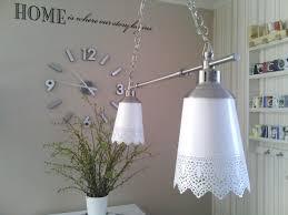 ikea lighting hack. Kroby Into Skurar Pendant Double Lamp - IKEA Hackers Ikea Lighting Hack