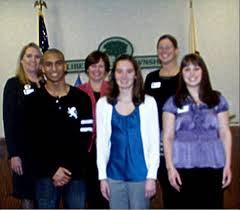 dar awards essay good citizen winners dar good citizens award winners from left kadeem williams sarah fahey and victoria