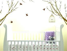 nursery room decals wall stickers for baby rooms es artwork removable