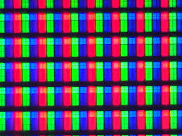 samsung ue55mu7000. subpixel structure samsung ue55mu7000 m