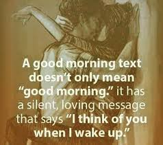 50 Sweet Good Morning Text Messages To Make Him Love You More