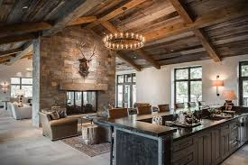 country style living room. Delighful Style Country Living Room With Black Nailhead Wet Bar To Style F