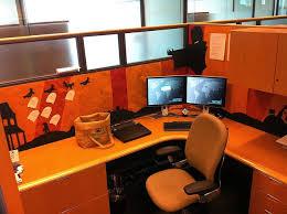 office table decoration ideas. October Fun Halloween Decorating Ideas Your Office Table Decoration