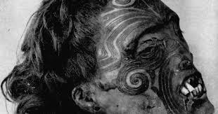 Tetování 5díl Moko Jako Podpis Maorové Plus