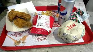 live from singapore kfc meal deal review from singapore