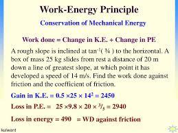 Ppt Work Energy Principle Powerpoint Presentation Id 4848369