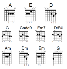 D Chord Guitar Guitar Chords How To Progress From Beginner