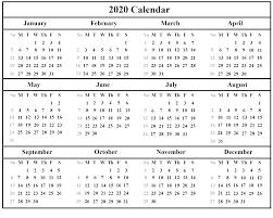 2020 Calendar Free Template Free Printable Australia Calendar 2020 In Pdf Excel Word
