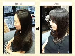 美容師解説40代の女性は前髪ある方が若く見えるって本当