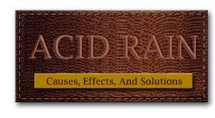 other acid rain essays acid rain causes effects and solutions acid rain causes effects and solutions