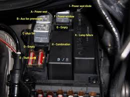 red fuses behind box by relay w124 peachparts mercedes shopforum what are these fuses for p5275597x jpg