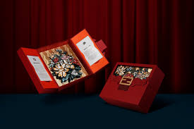Plastic Packet Design Fendi Red Packet 2019 On Packaging Of The World Creative