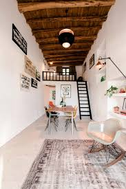 Very Small House Converted From Stable Idea Home Improvement - Very small house interior design