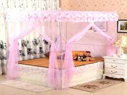 Children Tent For Kids Canopy Drapes Cribs Baby Cabin Girl Bed ...