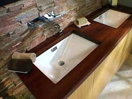 how to install undermount bathroom sink to granite how to install undermount bathroom sink to granite
