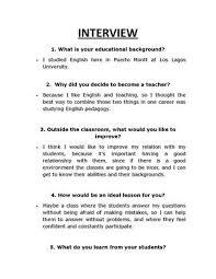 Interview By Matias Franckel Avendaño Issuu