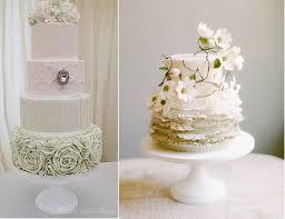 Spring Wedding Cakes Cake Geek Magazine
