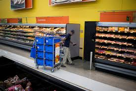 Walmart Customer Service Number Walmart Puts Its Eggs In A Time Saving Basket Grocery