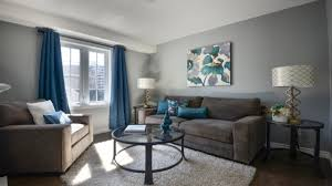 Accent Wall In Living Room orange and gray living room blue with accent wall grey living room 2163 by guidejewelry.us
