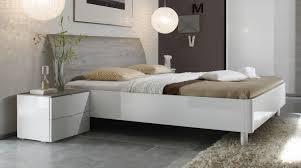 Schlafzimmer weiß Hochglanz / Eiche grau Tambio21 - Designermöbel ...