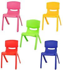 kids stackable chairs. Simple Chairs Stackable Kids Children Plastic Chair Up To 60kg And Chairs
