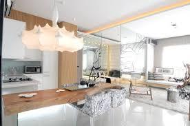 Lokasi: Gandaria Heights Apartment Luas: 64,8 m2 (net), 76 m2 (semi gross)  Desainer Interior: Alex Bayu dari Genius Loci Fotografer: Susilo Waluyo