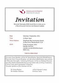 invitation format for seminar