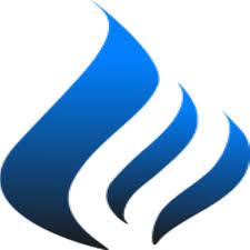 NGOR Blue Flame Logo - Roblox