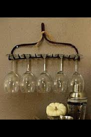 Diy Wine Glass Wall Rack Images DIY Wine Glass Rack ...