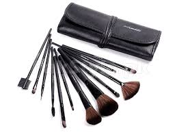 mac 12 pieces makeup brush set