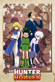 Hunter x Hunter - Anime (2011) - SensCritique
