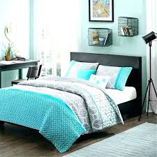 Teal And White Bedroom Black Turquoise Grey Ideas Home Decor Curtains Cu