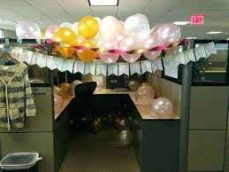 office party decorations. 10 Cubicle Birthday Decorations Office Decoration For More Party