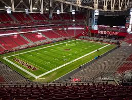 Arizona Cardinal Seating Chart Virtual State Farm Stadium Section 421 Seat Views Seatgeek