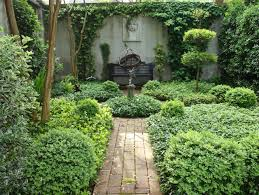 Small Picture Lawn Garden Spanish House With Typical Garden Design Also