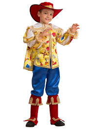 <b>Батик Костюм карнавальный</b> для мальчика <b>Кот</b> в сапогах ...