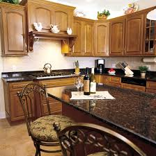 marble backsplash traditional kitchen boston