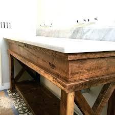 custom made bathroom cabinets custom made bathroom vanity best reclaimed wood vanity ideas on wood bathroom