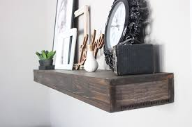 Best Place To Buy Floating Shelves Fast Easy And Cheap DIY Floating Shelf Wonder Forest 9