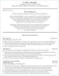 Sample Rn Resume Xpopblog Com